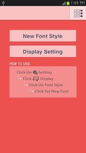 Car Fonts Free screenshot 4
