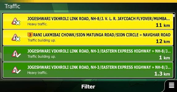 ANS Navigator Android (India) screenshot 6