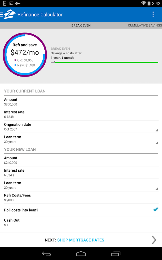 Finder is committed to editorial independence. Zillow Mortgage Calculator - Android Apps on Google Play