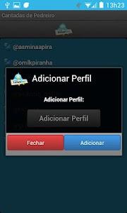 Cantadas de Pedreiro screenshot 5