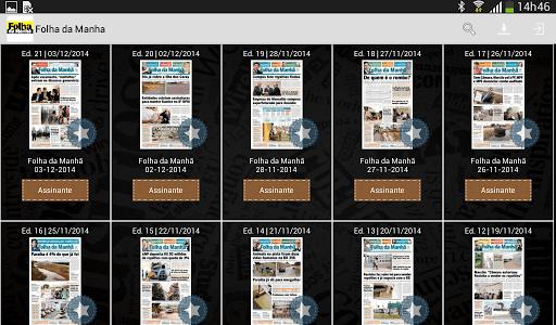 Folha da Manhã screenshot 7