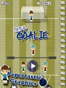 Paper Goalie screenshot 4