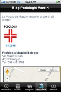 Podologia Mazzini screenshot 5
