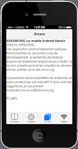 QRZ Maroc screenshot 0