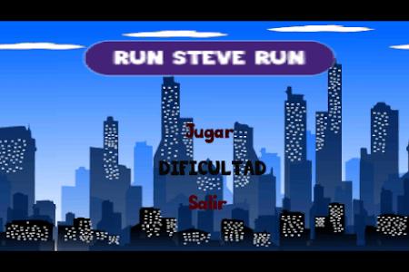 Run Steve Run screenshot 0