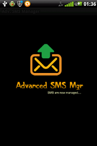 Advanced-SMS Manager Free screenshot 0