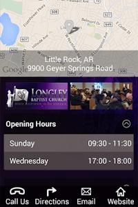 Longley Baptist Church screenshot 4
