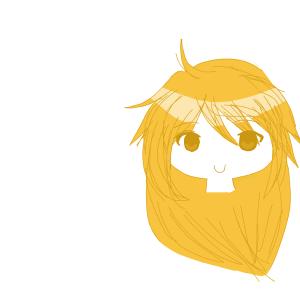 yellow drawings drawing