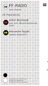 FF-Radio screenshot 3