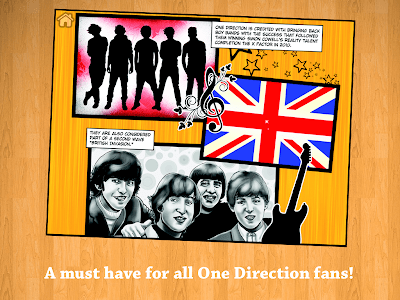 Fame: One Direction Comic Book screenshot 13
