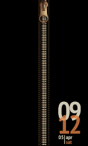 Zipper Screen Locker screenshot 0