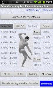 Physiokompendium Biomechanik screenshot 0
