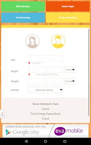 BMI Calculator: weight loss screenshot 14