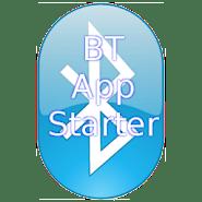 BT App Starter APK icon