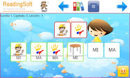Curso 1 Aprender a Leer screenshot 2