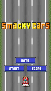 Smacky Cars! Addictive Racing screenshot 0