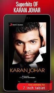 Karan Johar Hits screenshot 5