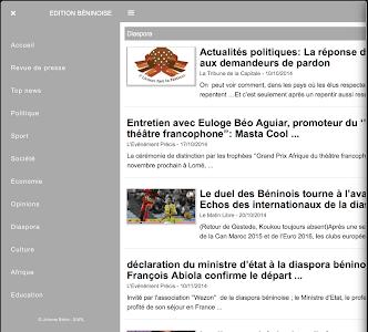 Jolome News screenshot 3