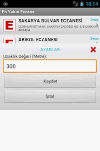 Yakın Eczaneler screenshot 4