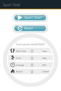 C-SportsBand screenshot 1