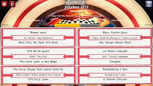 Jukebox 2012 Free Edition screenshot 9