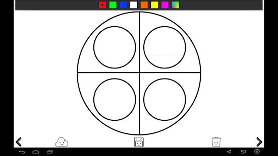 Colorear mandalas geométricas for PC and MAC