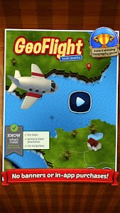 GeoFlight South America screenshot 4
