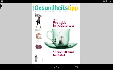 Gesundheits Tipp screenshot 5