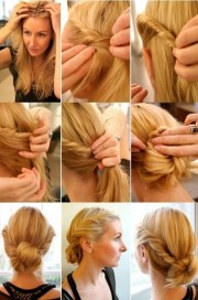 hair styling step - android