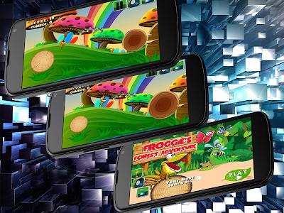 Froggie's Forest Adventure! screenshot 9