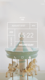 Romantic Buzz Launcher Theme APK