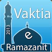Vaktia e Ramazanit 2013