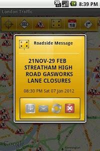 London Traffic LIVE screenshot 5