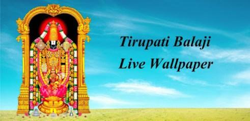 tirupati balaji live wallpaper download for pc windows 8 1 10 8 7 xp