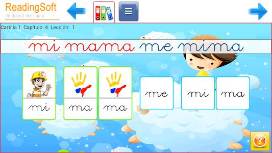 Learn to Read Spanish screenshot 8