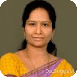 Dr Sudha Vani Appointments