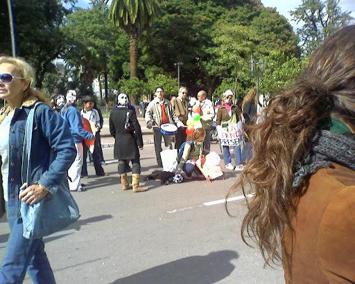 Manifestación 29 Mayo