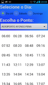 Ônibus Fácil screenshot 2