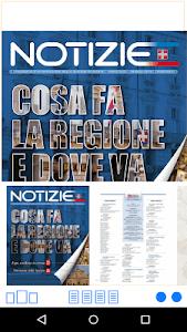 Notizie della Regione Piemonte screenshot 7
