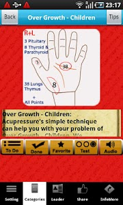 AcuPressure Doctor MAX screenshot 1