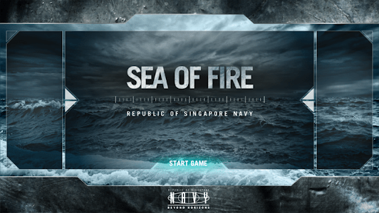 Sea Of Fire screenshot 0