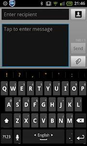 Hebrew for Perfect keyboard screenshot 0
