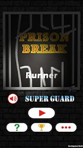 Prison Break Runner : S. Guard screenshot 0