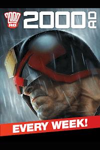 2000 AD Comics and Judge Dredd screenshot 12