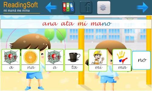 Curso 3 Aprender a Leer screenshot 0