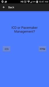 MGH ICD/PPM Periop Management screenshot 0
