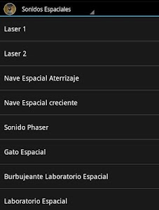 Efectos De Sonido screenshot 4