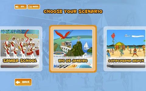 Rio Shape-Puzzle screenshot 8