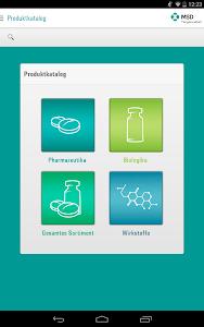 Katalog MSD Tiergesundheit screenshot 0