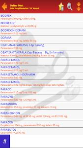 Daftar Obat Plus (DO+) screenshot 0